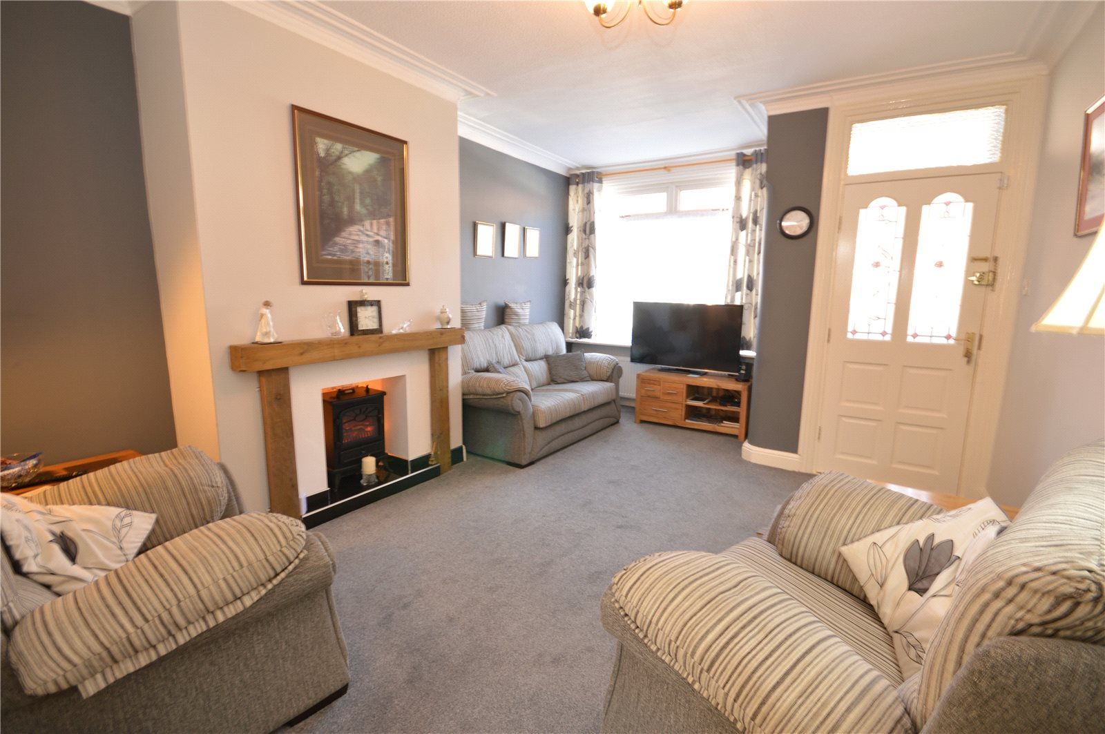 Property for sale in Beeston reception room