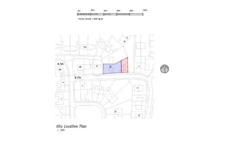 Land for sale in Bourne - Harrington Street, Bourne, PE10