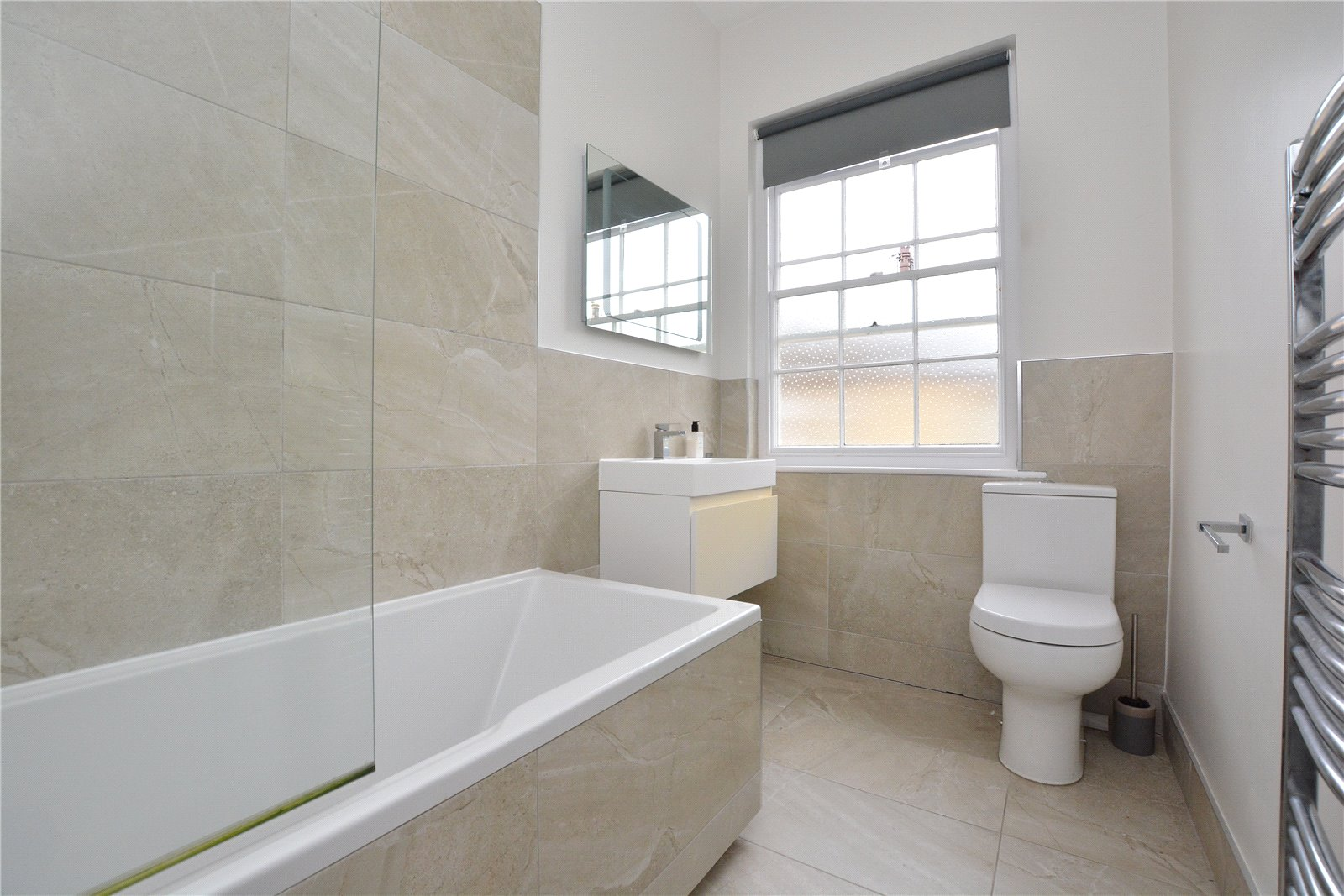 Property for sale in Wetherby, interior fitted bathroom