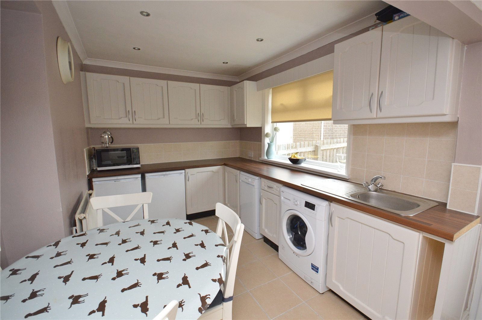property for sale in Horsforth, kitchen dining area