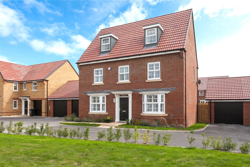 House for sale in Devizes - 3 Ferebe Walk, Lay Wood, Devizes, SN10