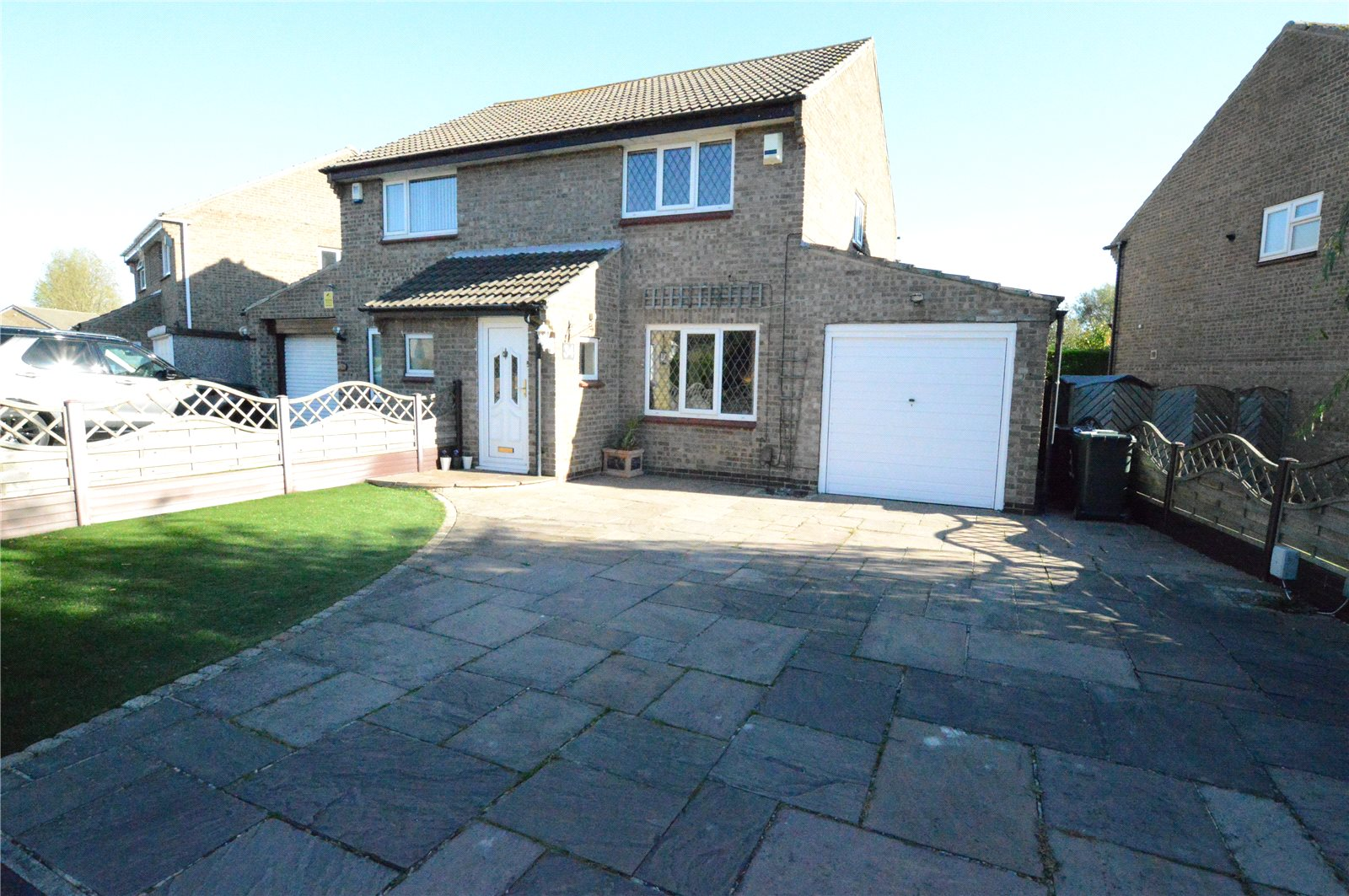 property for sale in crossgates, exterior of home