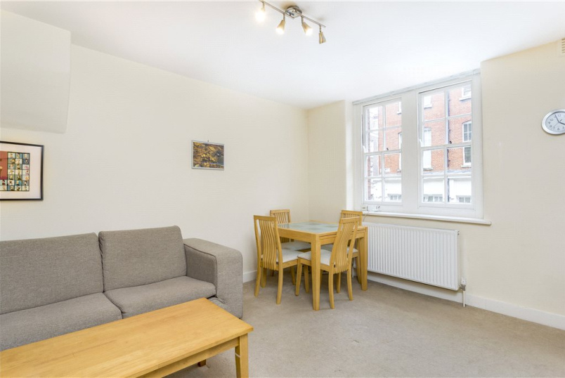 Flat/apartment to rent in West End - Sinclair House, Thanet Street, Bloomsbury, WC1H