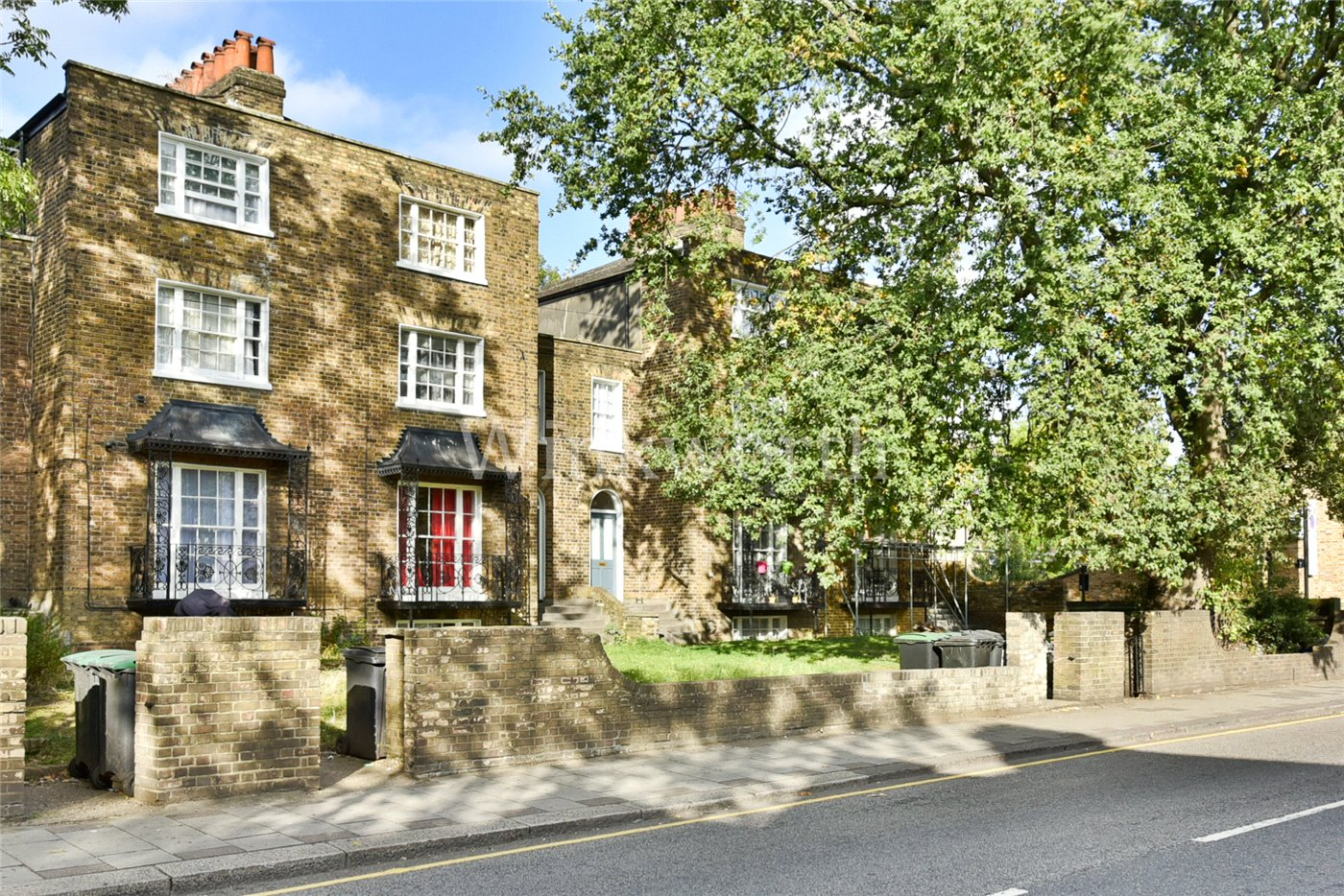 Lordship Lane London Modern House