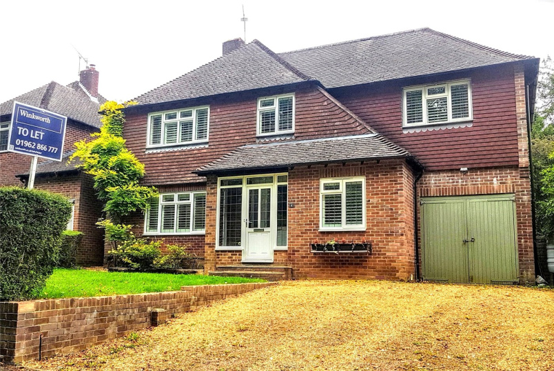 House to rent in Winchester - Kilham Lane, Winchester, SO22