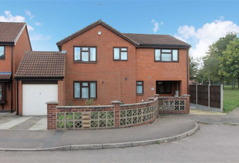 Barnes Close, Rushey Mead, Leicester
