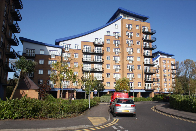 Flat/apartment to rent in Reading - Luscinia View, Napier Road, Reading, RG1
