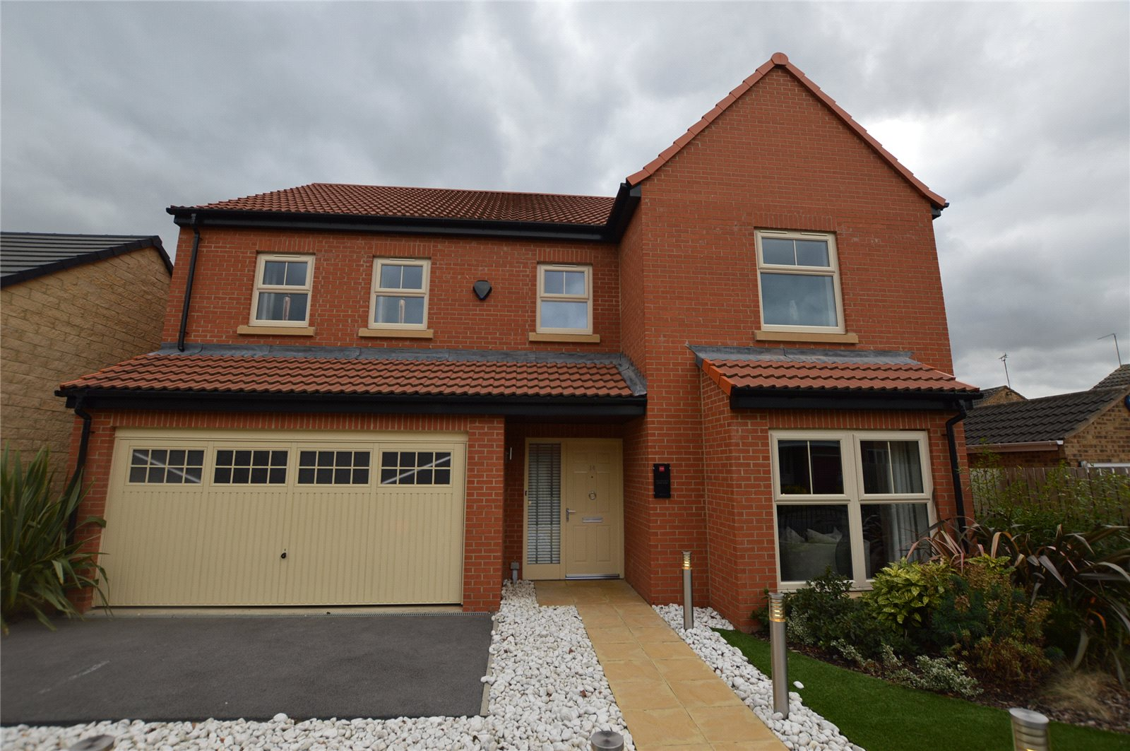 property for sale in Garforth, new build