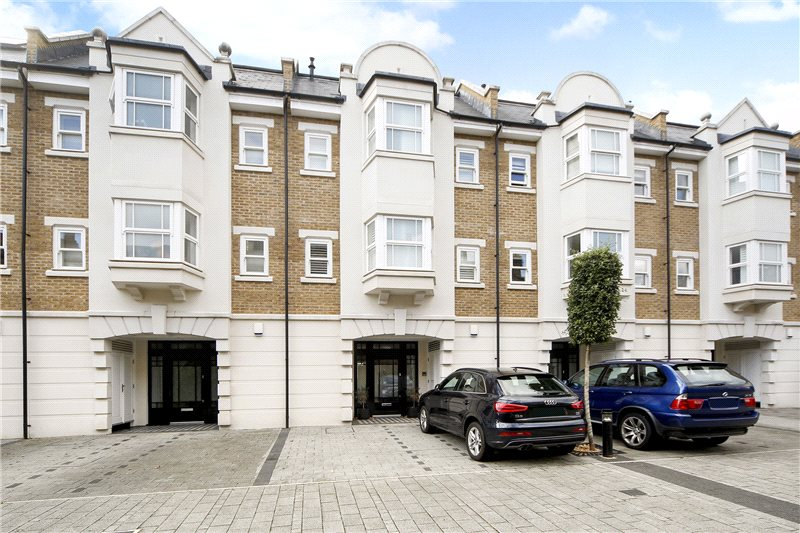 House to rent in Shepherds Bush & Acton - Havilland Mews, London, W12