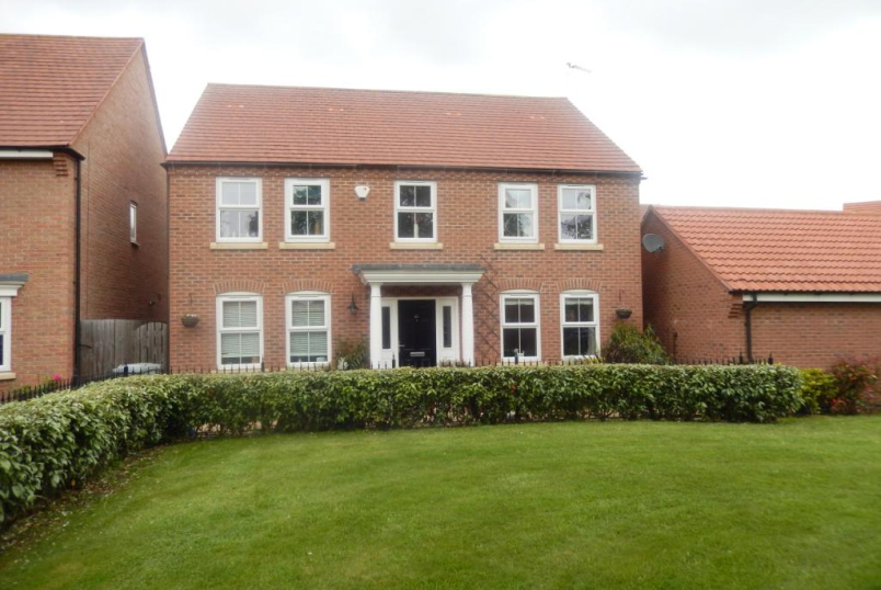 House to rent in Newark - Marron Close, Fernwood, Newark, NG24