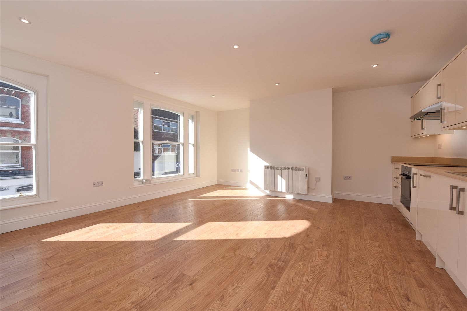 Apartment C – 2 Bedroom Ground Floor - £249,950 - Available