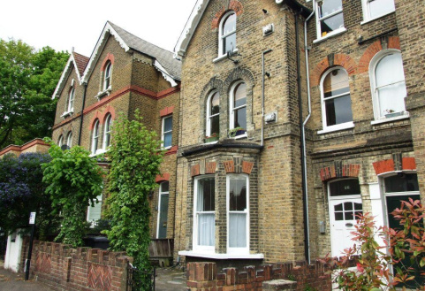 Mount Pleasant Villas Crouch End N4
