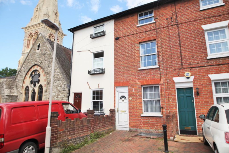 House to rent in Reading - St. Johns Road, Reading, Berkshire, RG1