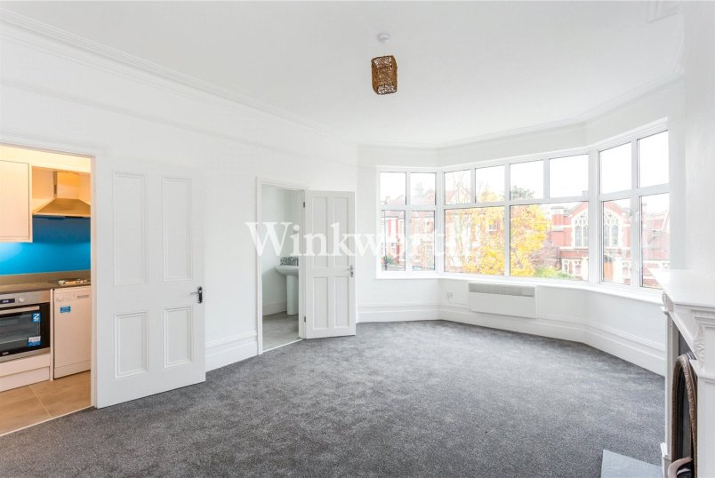 Flat/apartment for sale in Palmers Green - Fox Lane, London, N13