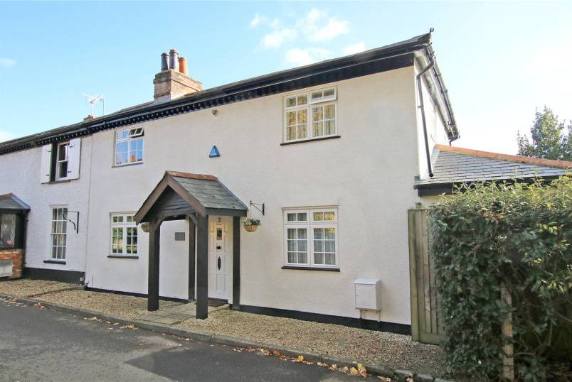 House for sale in Reading - Mill Lane Cottages, Calcot, Reading, RG31