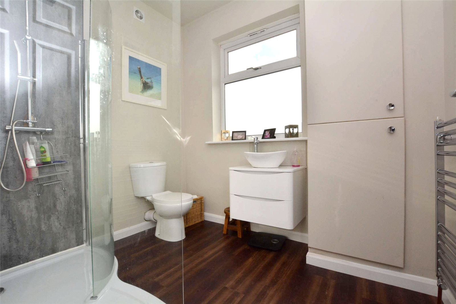 Property for sale in Pudsey, interior bathroom