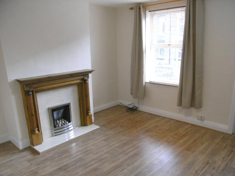 Property for sale in Morley, interior reception room with fireplace