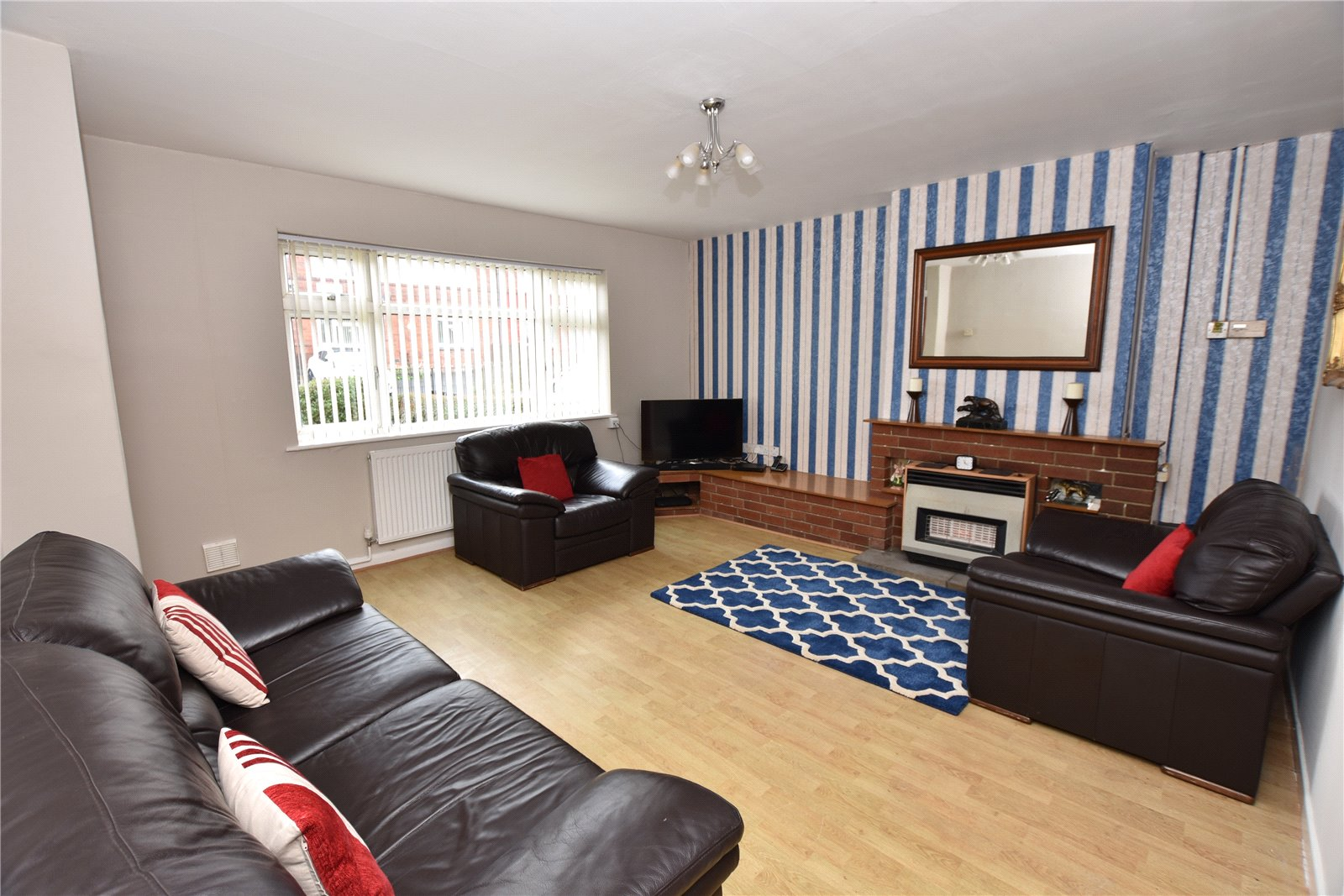 Property for sale in Crossgates interior reception room spacious