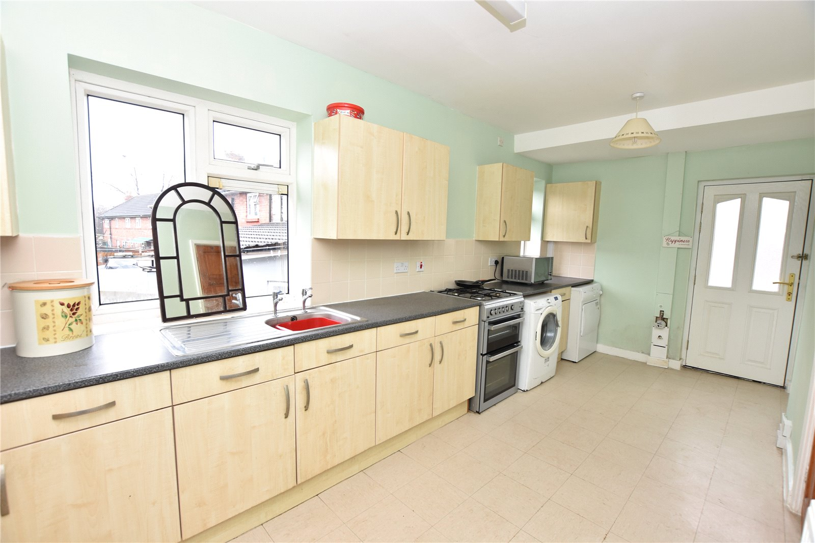 Property for sale in Crossgates, Interior kitchen fitted