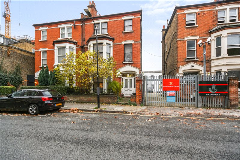 House for sale in Hammersmith - Rowan Road, Brook Green, W6