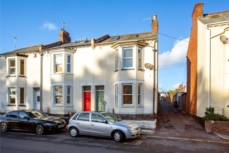 House to rent in Exeter - Haldon View Terrace, Exeter, Devon, EX2