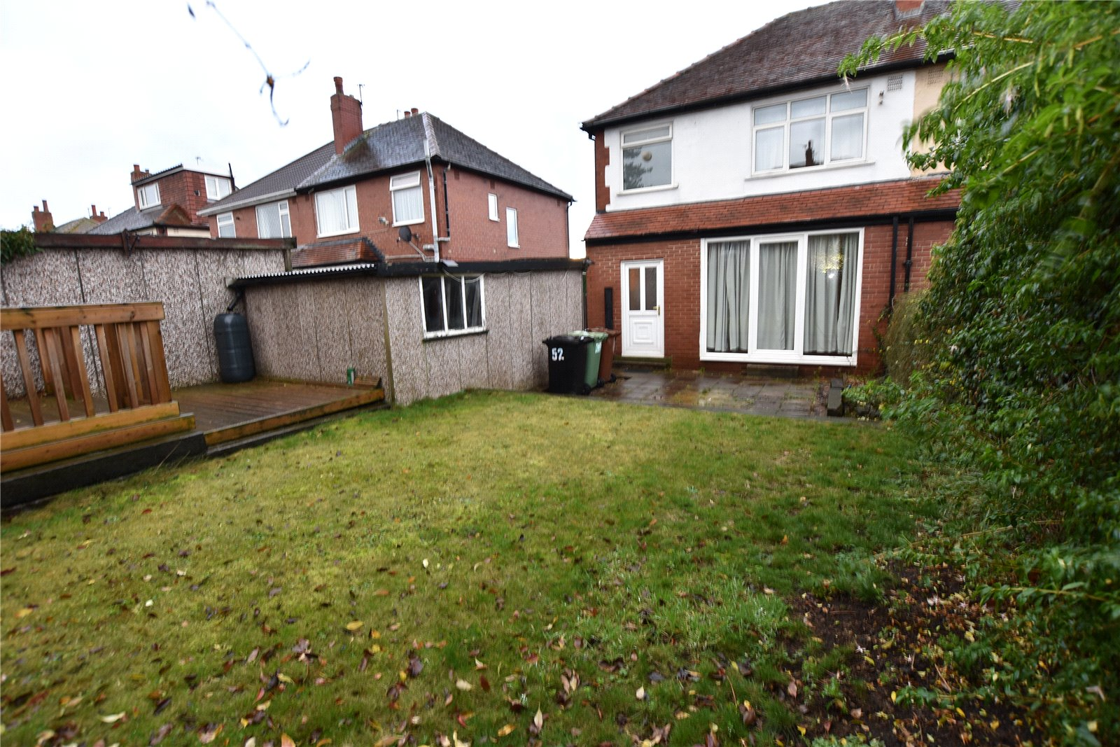 Property for sale in Crossgates, exterior rear of property