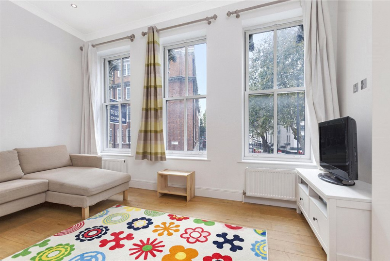 Flat/apartment to rent in Clerkenwell & City - Farringdon Road, Clerkenwell, London, EC1R