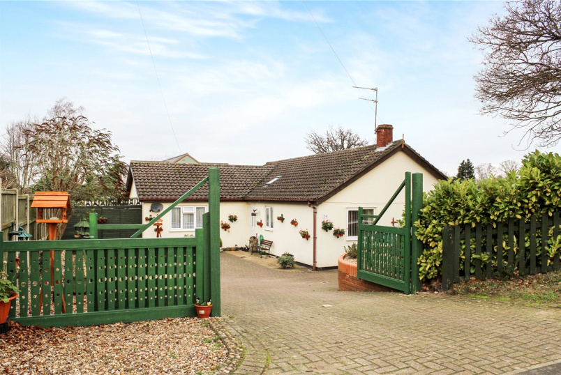 Bungalow for sale in Poringland - Stoke Road, Poringland, Norwich, NR14