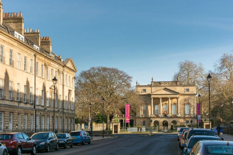 Maisonette for sale in Bath - Great Pulteney Street, Bath, Somerset, BA2