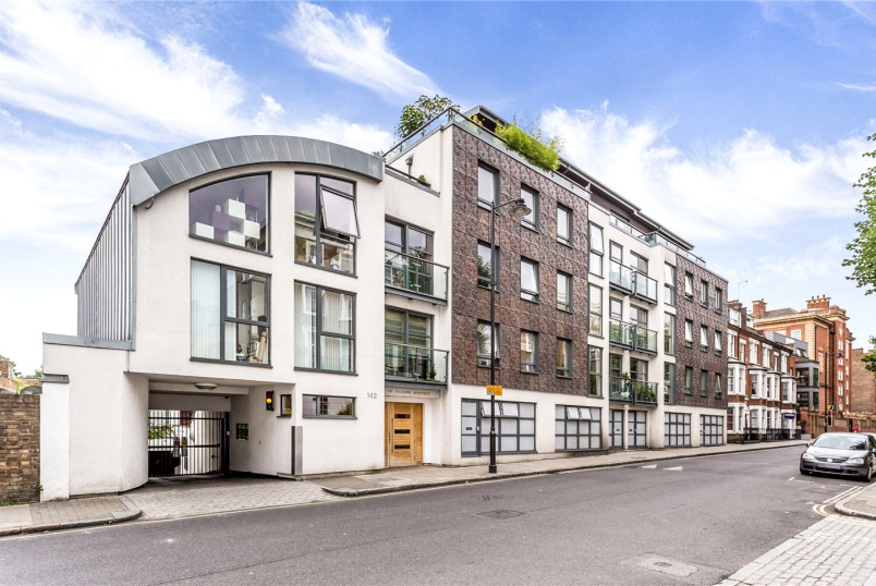 Maisonette to rent in Islington - The Wallpaper Apartments, 142 Offord Road, London, N1