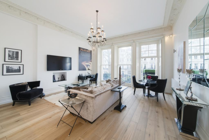 Flat/apartment to rent in Knightsbridge & Chelsea - Rutland Gate, London, SW7