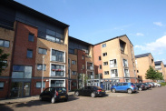View of Minerva Way, Finnieston, G3
