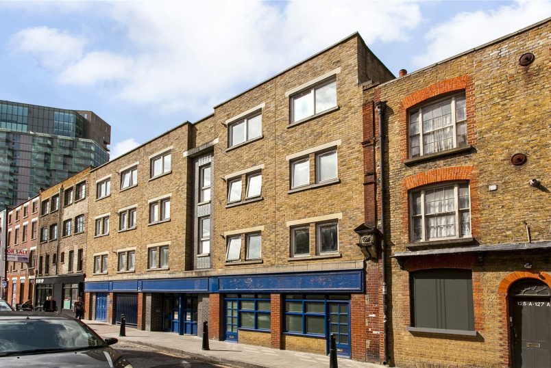 Flat/apartment for sale in Shoreditch - Sclater Street, London, E1