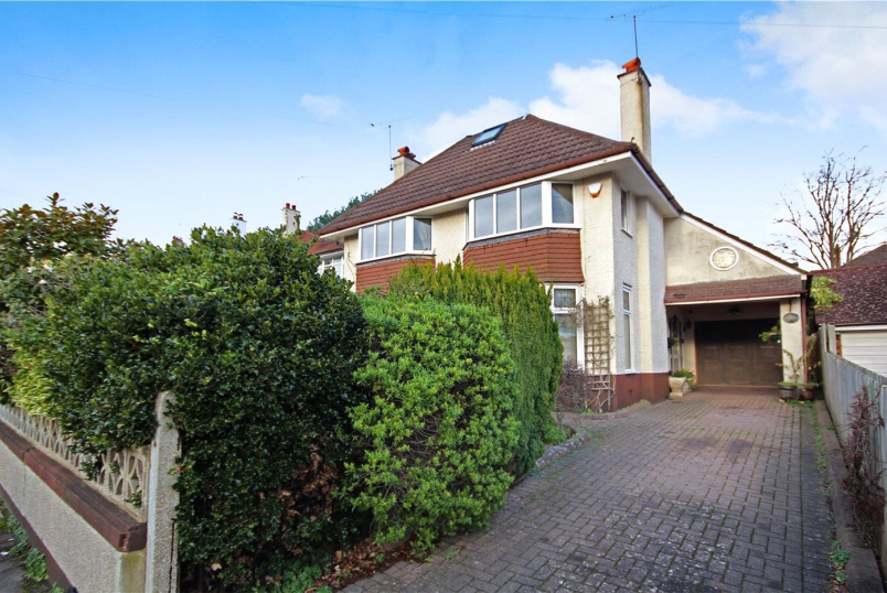 House for sale in Poole - Spur Hill Avenue, Lower Parkstone, Poole, BH14