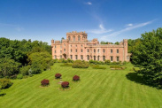 View of Saltoun Hall, Pencaitland, East Lothian, EH34