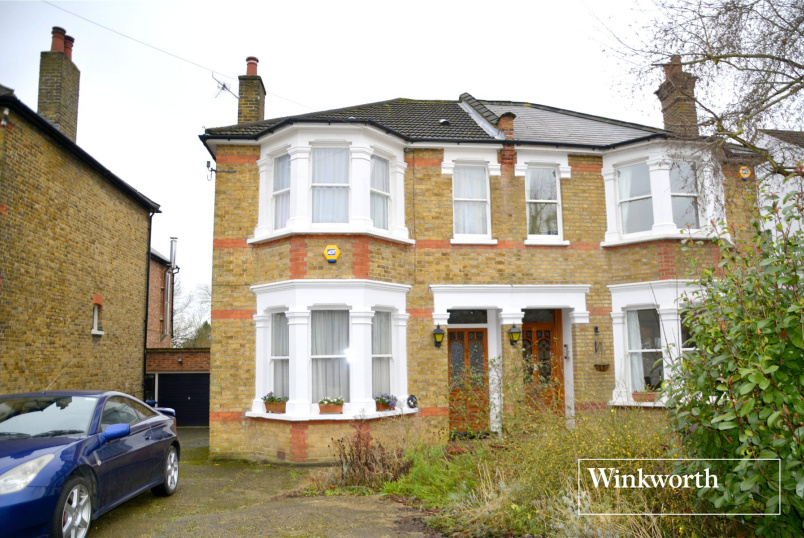 House to rent in Barnet - Park Road, New Barnet, Herts, EN4