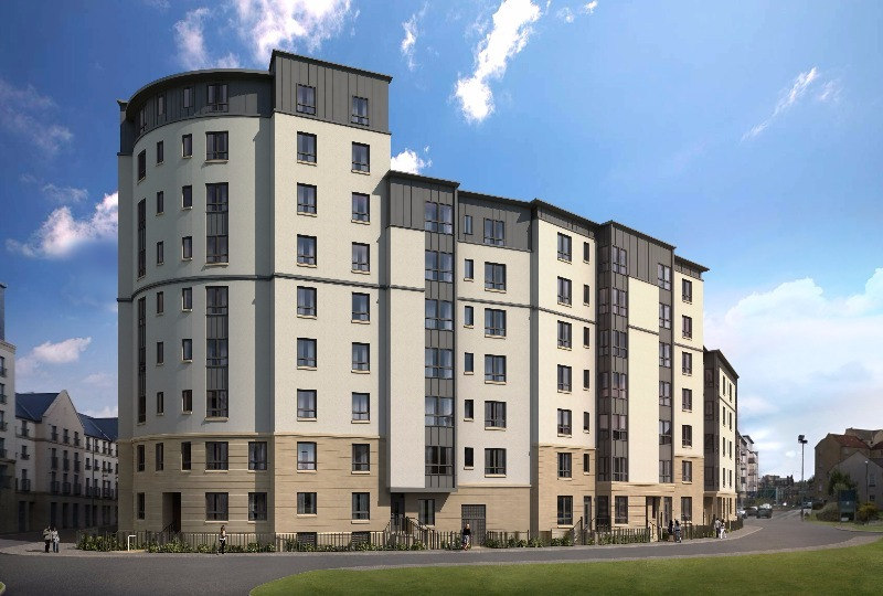 Image 2 of HARBOUR GATEWAY, 2 Bed Apartment, EH6