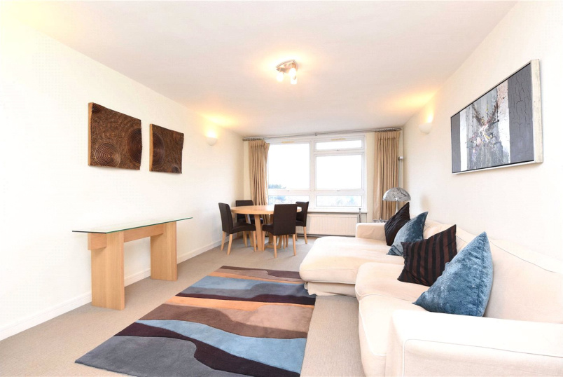 Flat/apartment to rent in Southfields - Brett House, Putney Heath Lane, London, SW15