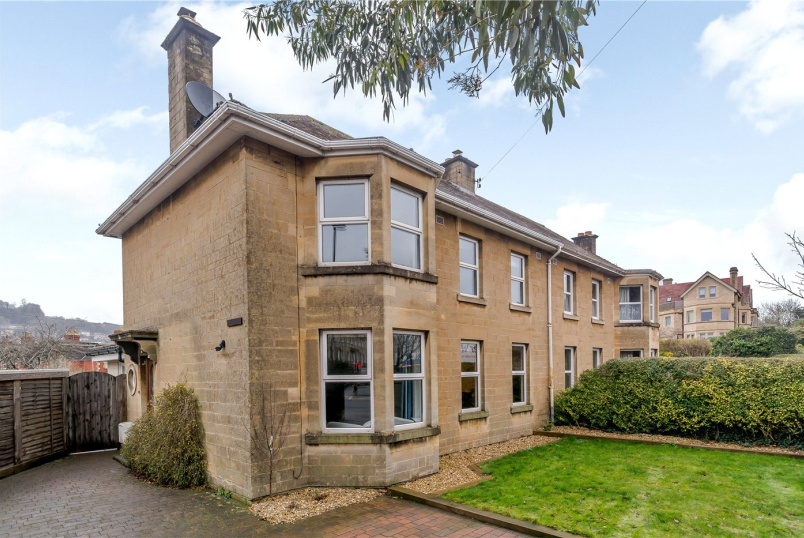 House to rent in Bath - Beckford Road, Bath, Somerset, BA2