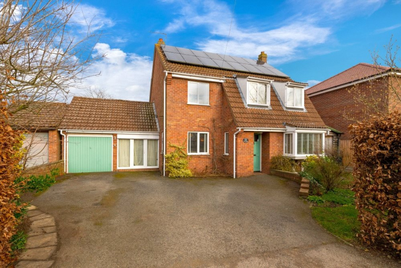 House for sale in Bourne - Ford Lane, Morton, Bourne, PE10