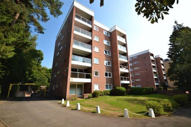Flat/apartment to rent in Westbourne - Lindsay Manor, 47 Lindsay Road, Poole, BH13