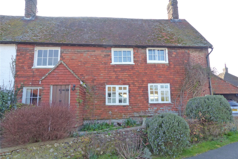 House for sale in Lewes - Hollowdown Cottages, The Street, Kingston, BN7