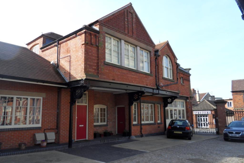 Flat/apartment for sale in Newark - The Gatehouse, Castle Brewery, Newark, NG24