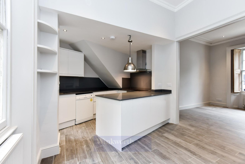 Flat to rent in Pimlico and Westminster - SUSSEX STREET, SW1V