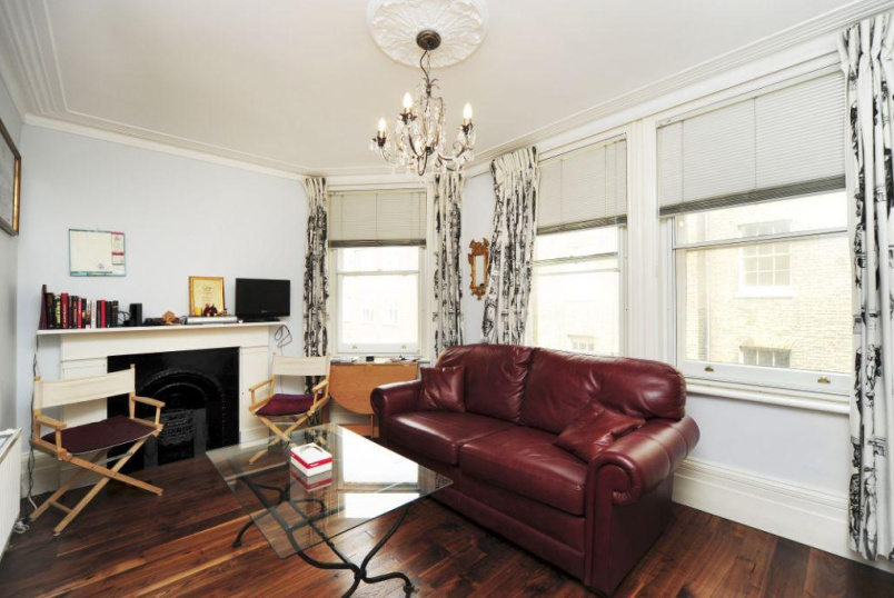 Flat/apartment to rent in West End - Bassett Chambers, Bedfordbury, Covent Garden, WC2N