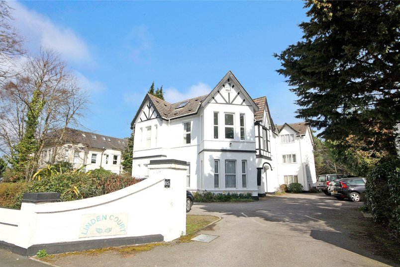 Flat/apartment for sale in Westbourne - Linden Court, 85 Lansdowne Road, Bournemouth, BH1