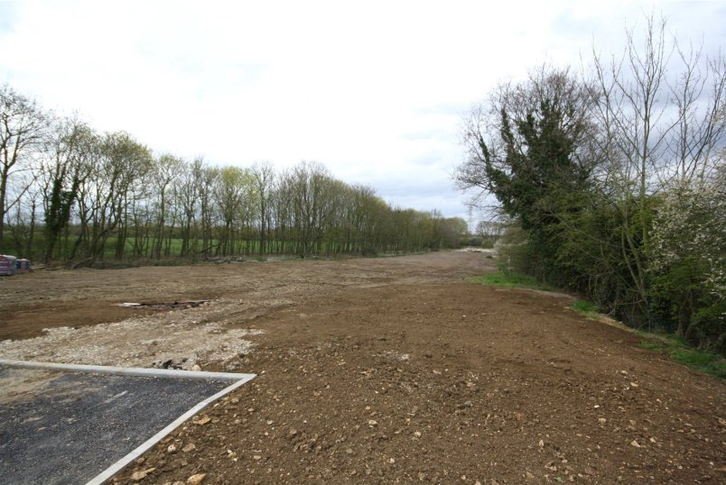 Development plot for sale in Sleaford - Plot 11, School Lane, Thorpe On The Hil, LN6
