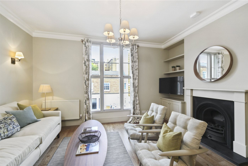 Flat/apartment to rent in Knightsbridge & Chelsea - Walton Street, London, SW3