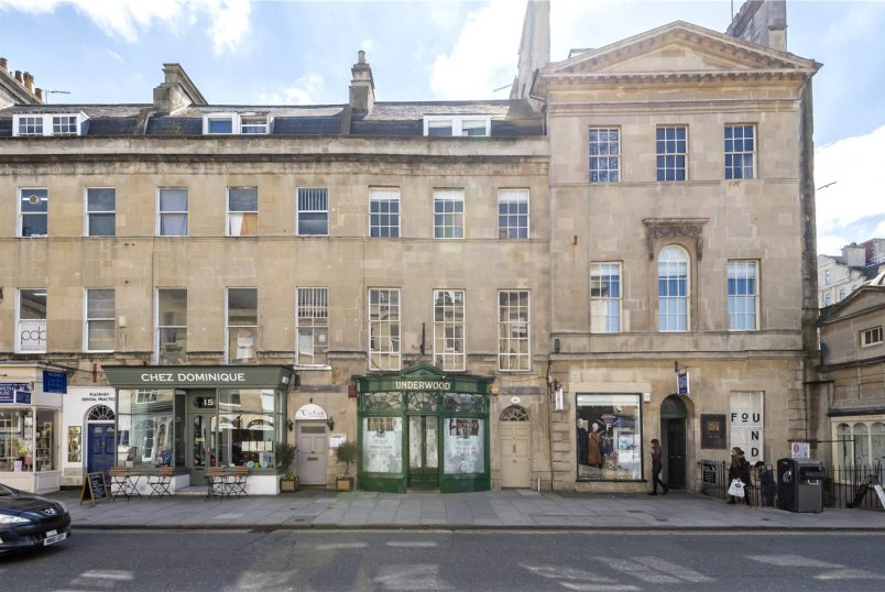 Maisonette for sale in Bath - Argyle Street, Bath, Somerset, BA2