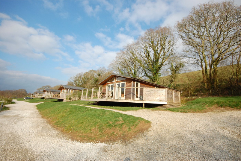 for sale in Fowey - Hedgerows, Stonerush Lakes, Lanreath, PL13
